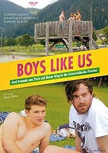 BOYS LIKE US [Dt./F./E. OF]