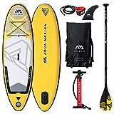 Aqua Marina 05.405.00 Aquamarina Unisex Paddle Board für Jugendliche, bunt, 244 x 71 x 10 cm, Multi coloures, 244cm x 71cm x 10cm 8'0' x 28' x 4'