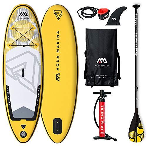 Aquamarina Unisex Paddle Board für Jugendliche, bunt, 244 x 71 x 10 cm Marine 10