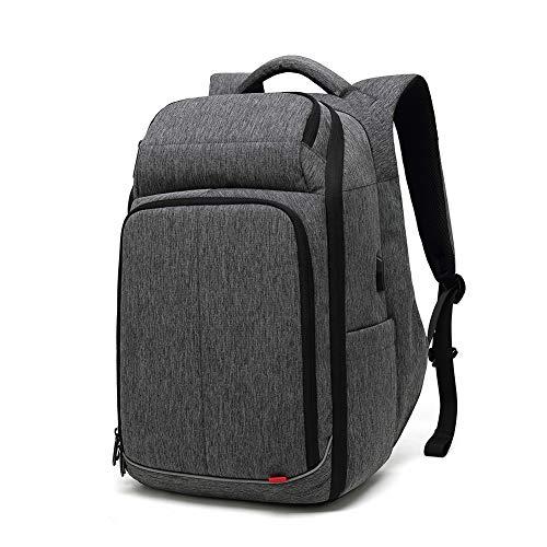 KJYIN Rucksack Laptop Rucksack Wasserdicht 15.6 laptopfach Business Rucksack Schulrucksack Reisen/Frauen/Männer-