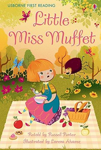 Little Miss Muffet. Ediz. illustrata (2.2 First Reading Level Two (Mauve)) por Russell Punter
