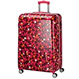 Travelite Campus 4-Rollen Trolley 77 cm Quadro pink