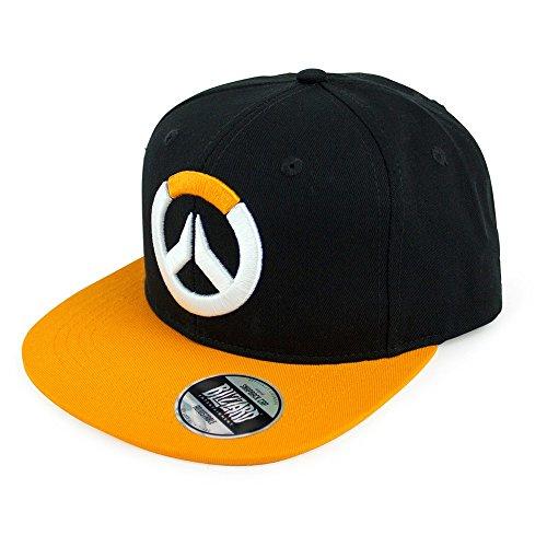 Overwatch - Logo - Cap aus Baumwolle | Schwarz