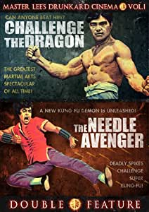 Challenge the Dragon [Import USA Zone 1]