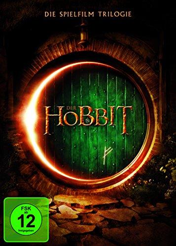 Bild von Die Hobbit Trilogie [3 DVDs]