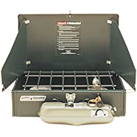 Coleman Unisex CO Unleaded 2-Pits Stove, Green