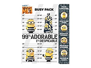 Anker dmbup3Despicable Me 3Busy Pack