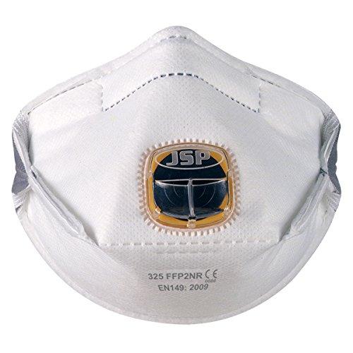 JSP BEY120-201-000Typhoon fold Flat Mask, FFP2V filtro tipo