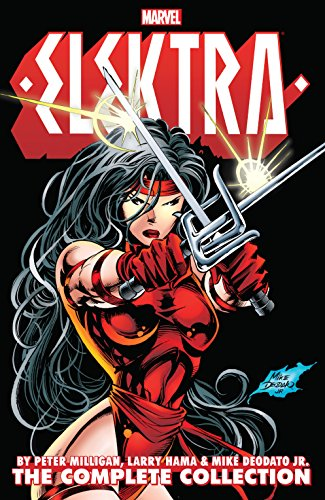 Elektra by Peter Milligan, Larry Hama, & Mike Deodato Jr.: The Complete Collection (Elektra (1996-1998)) (English Edition)