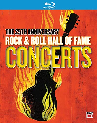 25th Anniv Rock & Roll Hall Fame Concert [Blu-ray] [Import] (Hall Of Fame-filme)