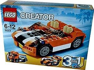 LEGO Creator - La décapotable - 31017