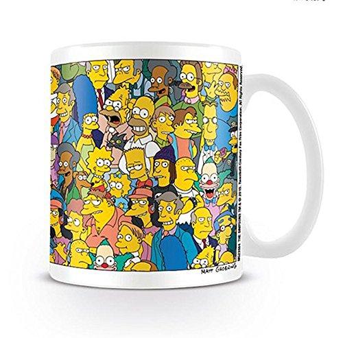 it allen Charakteren / Kaffeetasse aus Keramik ()