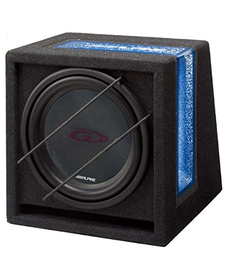 Alpine SBG-844BR (Alpine Car-audio-subwoofer)