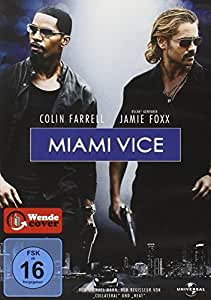 Miami Vice [DVD] (2006) Jamie Foxx, Colin Farrell, Gong Li, John Murphy