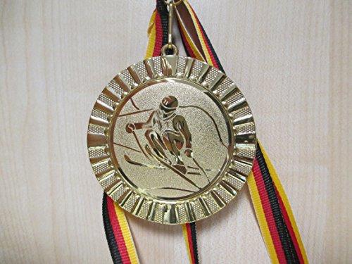 Pokal Emblem Sch/ütze 50 mm//gold