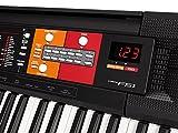 Yamaha PSR-F51Tastiera Portatile, 61-Tasti, Display LCD, 6 Watt by Yamaha Musical Instruments