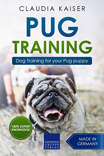 Pug Training: Dog Training for your Pug puppy (English Edition)
