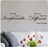 Wandaufkleber Wall Sticker quotes 48