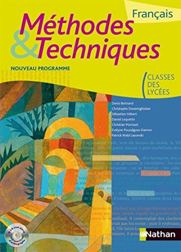 Français - Méthodes & Techniques par Christophe Desaintghislain