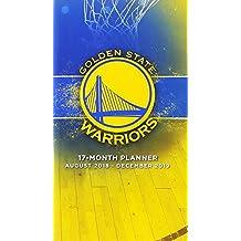 Golden State Warriors 2018-2019 17-Month Planner