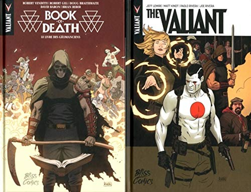 The Valiant ; Book of Death par  (Album - Mar 22, 2019)