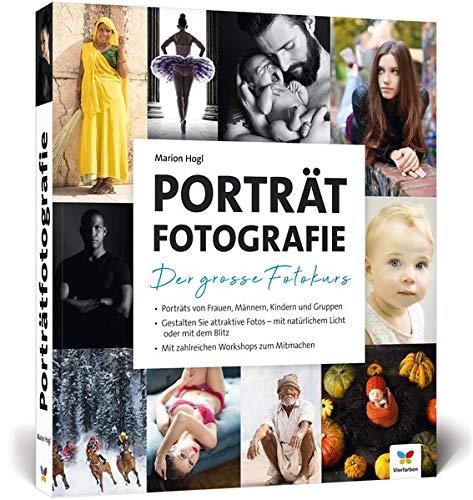 Porträtfotografie: Der große Fotokurs