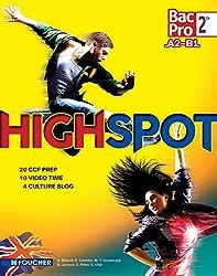 High Spot 2de BAC PRO