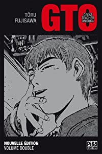 GTO : Great Teacher Onizuka Edition double Tome 12