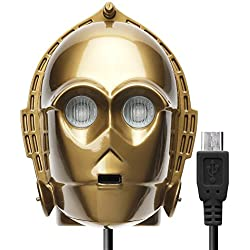 C-3PO batería externa–carga tu teléfono inteligente o tableta en cualquier lugar–Star Wars