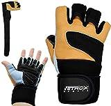 Netrox Trainings Handschuhe Fitness Handschuhe Sport Handschuhe Trainingshandschuhe Fitnesshandschuhe Sporthandschuhe Handschuh Training Fitnes Handschuh (XS)