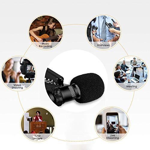 Zoom IMG-2 geekerchip 3 5mm mini microfono
