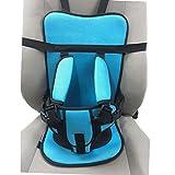 SummerRio Tragbare Kinder Baby autositz Kinder Verstellbarer Stuhl Schwamm Kissen Einlagen für Autositze