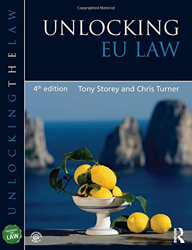 Unlocking EU Law (Unlocking the Law)