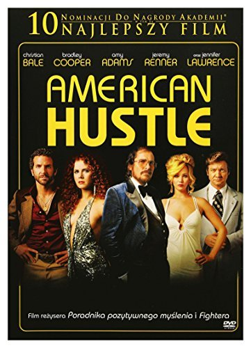 American Hustle [DVD] [Region 2] (English audio) by Jennifer Lawrence