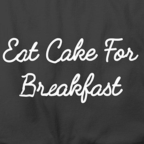 Eat Cake For Breakfast Slogan sveglio divertente teenager Girly Dolci Sacchetto Di Tote Natural