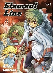 Element Line Edition simple Tome 1