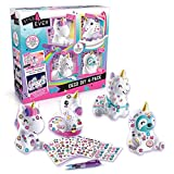 Canal Toys OFG 177 Style For Ever - Mini licorne, lama, paressexu, flaman rose à customiser - Deco DIY x 4 personnages...
