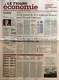 Telecharger Livres FIGARO ECONOMIE LE No 18220 du 07 03 2003 LA TENSION MONTE SUR LE DOSSIER CREDIT AGRICOLE LYONNAIS SERVICES SUEZ S ATTEND A UN EXERCICE 2003 DIFFICILE LUXE NOUVELLE ANNEE DE CROISSANCE POUR LVMH BOURSE LE CAC 40 AU PLUS BAS DEPUIS PRES DE SIX ANS PLACEMENTS FAUT IL VENDRE SES SICAV OBLIGATAIRES PERTE RECORD DE 23 3 MILLIARDS D EUROS POUR VIVENDI UNIVERSAL PAR NICOLAS DANIELS ET ANNE LAURE JULIEN BRUXELLES JUGE DE DEFICIT FRANCAIS EXCESSIF PAR PIERRE BOCEV ET REMI GOD (PDF,EPUB,MOBI) gratuits en Francaise