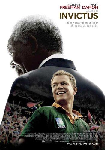 Invictus Plakat Movie Poster (27 x 40 Inches - 69cm x 102cm) (2009) Spanish