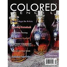 COLORED PENCIL Magazine - August 2018 (English Edition)