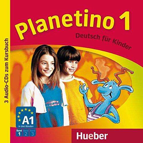 REVIEW BOOK] Planetino 1: Deutsch für Kinder Deutsch als