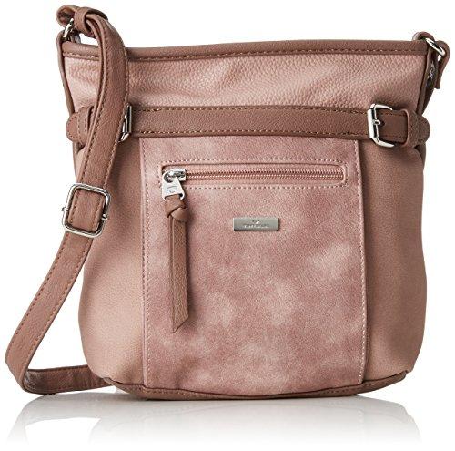 TOM TAILOR für Frauen Taschen & Geldbörsen Umhängetasche Juna rose, OneSize
