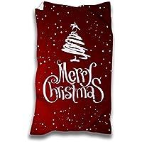 Biancheria Da Letto Natalizia.Biancheria Da Letto Plaid Natalizia Idea Regalo Natale Babbo Natale