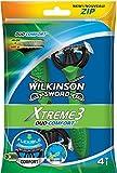 Wilkinson-Rasoi Xtreme 3Duo Comfort - Rasoi Usa e gutta per uomo
