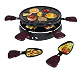 Best Raclette Grills - Team Kalorik Multi-use Raclette For Up To 6 Review