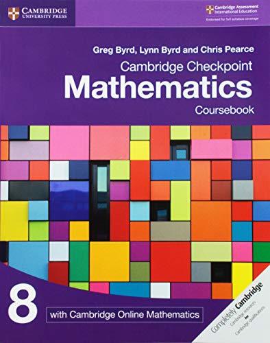 Cambridge checkpoint mathematics. Coursebook. Stage 8. Per le Scuole superiori. Con espansione online
