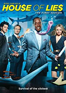 House of Lies: Season One [DVD] [2011] [Region 1] [US Import] [NTSC]