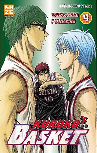 Kuroko's basket Vol.4 par FUJIMAKI Tadatoshi