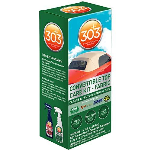 30330520Cabrio Top Reinigung und Pflege KIT für reinigen/Protect Stoff Tops -