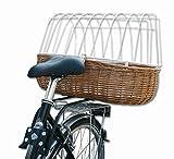 Aumüller Fahrradkorb Rahmenmontage 66x48x44 cm